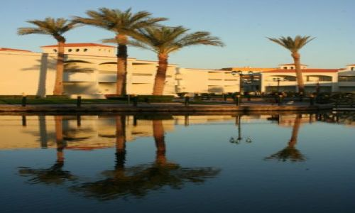 Zdjęcie EGIPT / Hurghada / Dana Beach Resort / Odbicie