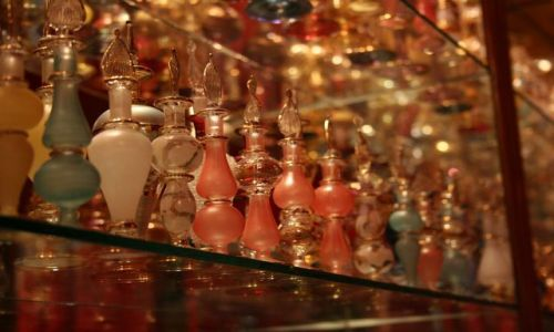 Zdjęcie EGIPT / Hurghada / Suk / Perfumeria