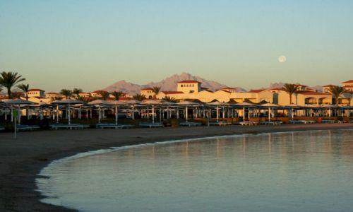 Zdjecie EGIPT / Hurghada / Dana Beach Resort / Księżyc