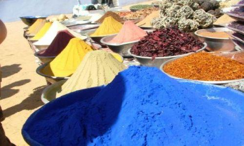 Zdjęcie EGIPT / Assuan / Bazar Assuański / Spices