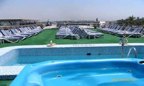Zdjecie EGIPT / Luksor / Luksor / M/S Nile Saray