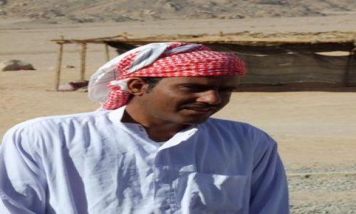 Zdjecie EGIPT / Synaj / W okolicach Dahab / Beduin