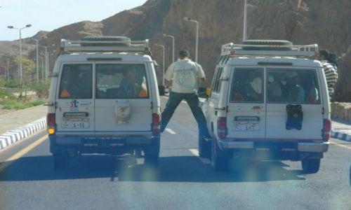 Zdjecie EGIPT / brak / w trasie / nie ma to jak bezpieczenstwo:)