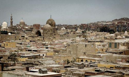Zdjecie EGIPT / Kair / Miasto Umarłych / Miasto Umarłych