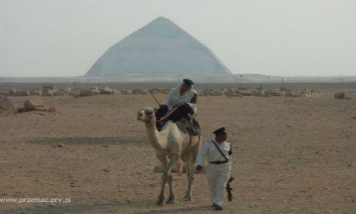 Zdjecie EGIPT / brak / Dahszur / Policja turystyczna