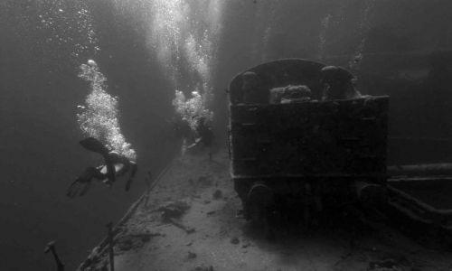 Zdjecie EGIPT / Morze Czerwone / wrak s/s Thistlegorm / Underwater Express