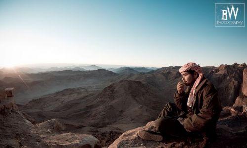 Zdjecie EGIPT / SYNAJ / góry Synaj / Doznaję gór – objawienia planety na ziemi.