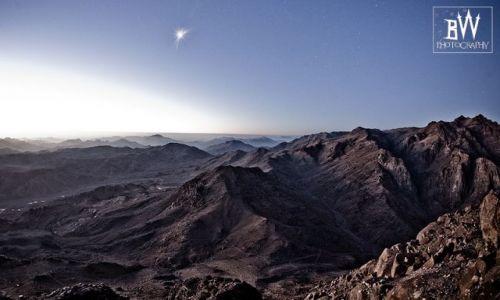 Zdjecie EGIPT / SYNAJ / góry Synaj / Witajcie, kochane góry