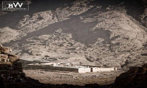 Zdjecie EGIPT / SYNAJ / góry Synaj / klasztor św. Katarzyny