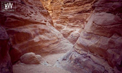 Zdjecie EGIPT / SYNAJ / Kolorowy Kanion / KOLOROWY KANION