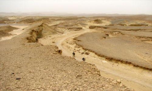 Zdjecie EGIPT / Pustynia Wschodnia (Arabska) / miedzy el Quseir a Safaga / Operacja Pustynna Burza