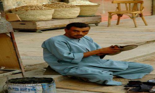 Zdjęcie EGIPT / brak / Asuan / czyścibut