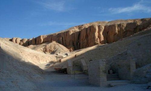 Zdjecie EGIPT / brak / Dolina Królów / Dolina Królów