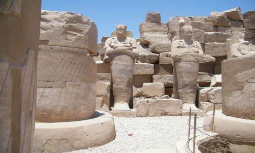 Zdjecie EGIPT / Karnak / świątynia Amona / Karnak-Świątynia Amona