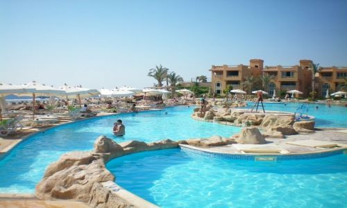 Zdjecie EGIPT / Sharm El Sheikh, / hotel / basenik...