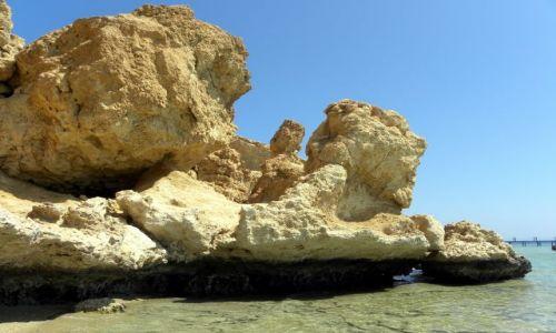 Zdjecie EGIPT / Synaj / Sharm El Sheikh / Plaża