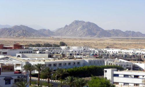 Zdjecie EGIPT / Synaj / Sharm El Sheikh / Widok ogólny