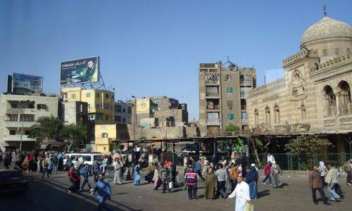 Zdjecie EGIPT / brak / Kair / Poranek w Kairz