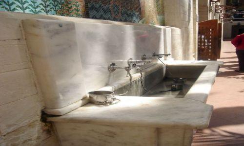 Zdjecie EGIPT / brak / Kair koptyjski / Studnia - Kościół NMP