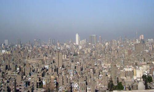 Zdjecie EGIPT / brak / Kair / Panorama 2