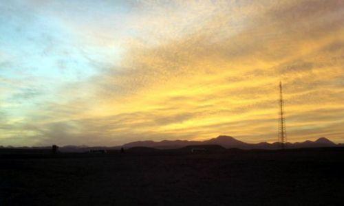 EGIPT / Marsa Alam / Marsa Alam / Pustynia o zachodzie 3