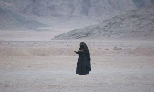 Zdjecie EGIPT / brak / Sahara / Gdzieś na pustyni