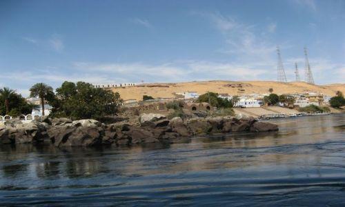 Zdjęcie EGIPT / brak / Nil / NIL