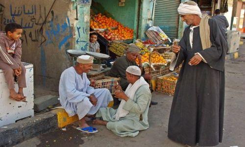 Zdjecie EGIPT / Hurghada / Safaga Down Town / Na targowisku