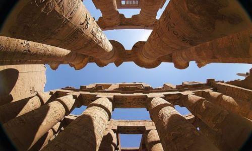 Zdjęcie EGIPT / Karnka / Karnak / Karnak