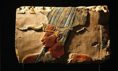 Zdjęcie EGIPT / Luxor / muzeum / Luxor