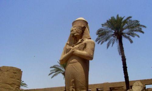 Zdjecie EGIPT / Karnak / światynia w Karnaku / kolejny etap zwiedzania światyni w Karnaku