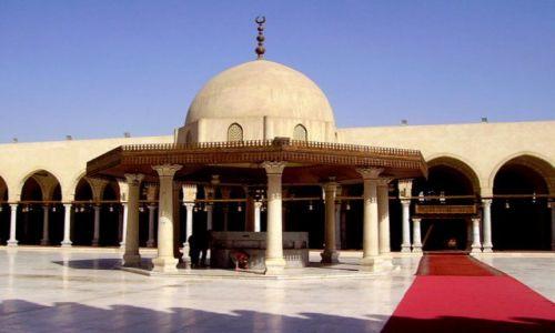Zdjecie EGIPT / Kair / Kair / studnia prze meczetem