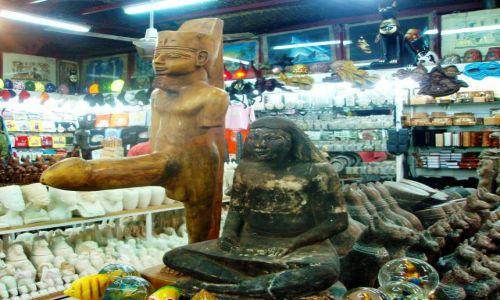 Zdjecie EGIPT / Sharm el Sheikh   / sklep z pamiatkami  / ...to nic sprośnego; to tylko pamiatki :)