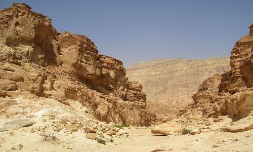 Zdjęcie EGIPT / Synaj / brak / Kolorowy Kanion 10