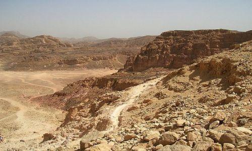 Zdjęcie EGIPT / Synaj / brak / Kolorowy Kanion 5