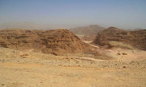 Zdjęcie EGIPT / Synaj / brak / Kolorowy Kanion 2