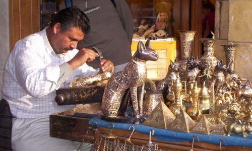 Zdjecie EGIPT / Red Sea / Hurgada / Hand made