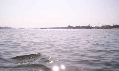 Zdjęcie EGIPT / Luksor / Nil / Na Nilu