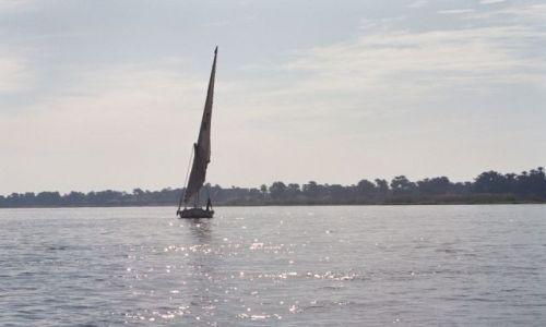 Zdjęcie EGIPT / Luksor / Nil / Spokój