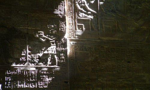 Zdjecie EGIPT / brak / swiatyniaBogaRa / Blysk