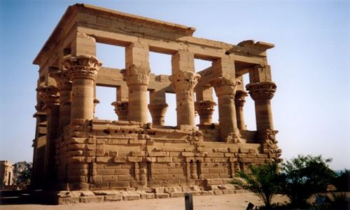 Zdjecie EGIPT / Philae / Philae / Philae