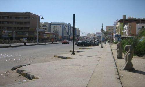 EGIPT / - / Hurghada / Hurghada - centrum