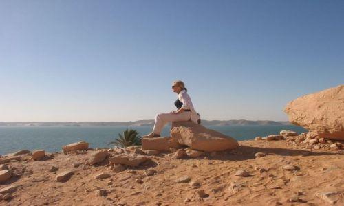 Zdjecie EGIPT / brak / Abu Simbel / Jezioro Nassera