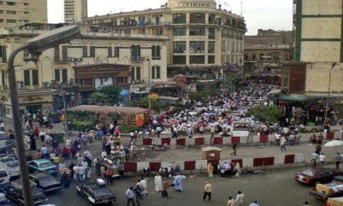 Zdjecie EGIPT / - / Kair / Kair inny niż z