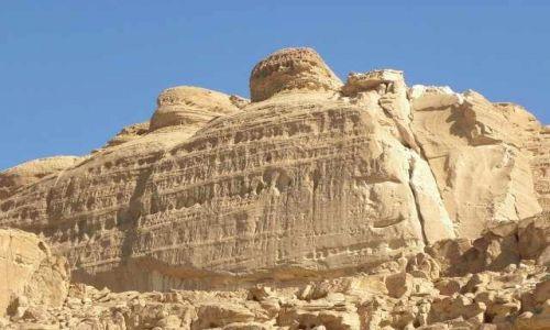 Zdjecie EGIPT / płw Synaj / Azja / Biały Kanion