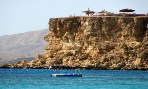 Zdjęcie EGIPT / Synaj / wybrzeże Morza Czerwonego  / Fanara - blisko do morza ale po drodze klif:P:)