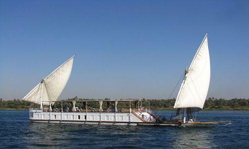 Zdjecie EGIPT / Górny Egipt / Luxor - Asuan / Nil