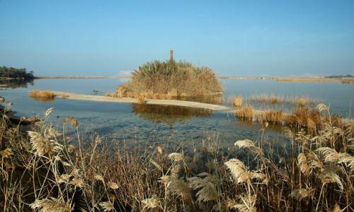 Zdjecie EGIPT / - / okolice oazy Siwa / Słone jezioro