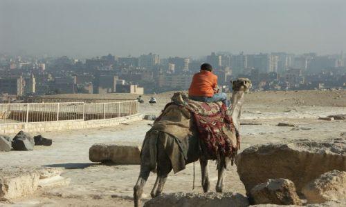 Zdjecie EGIPT / brak / Kair / zaduma