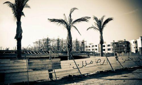 Zdjecie EGIPT / - / Sharm el Sheikh / budowa